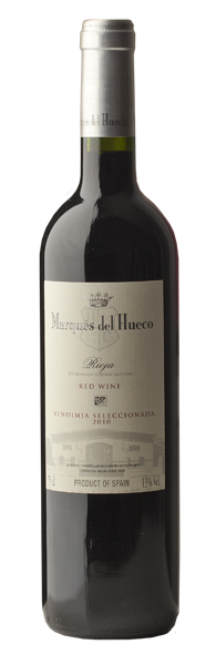 vendimia seleccionada - vinos - marques del hueco